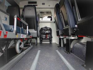 Ambulância A2 Ambulância de Transporte Múltiplo - ABTM