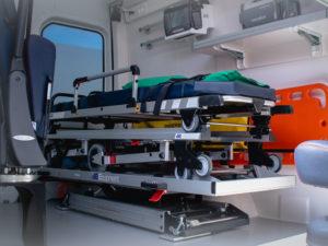 Tipo B ambulância