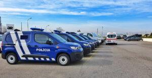 veiculos carros policia