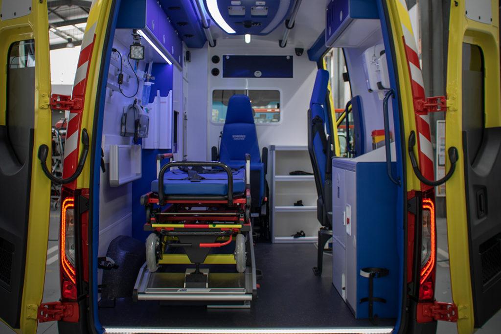 Ambulância Almoçageme PEM