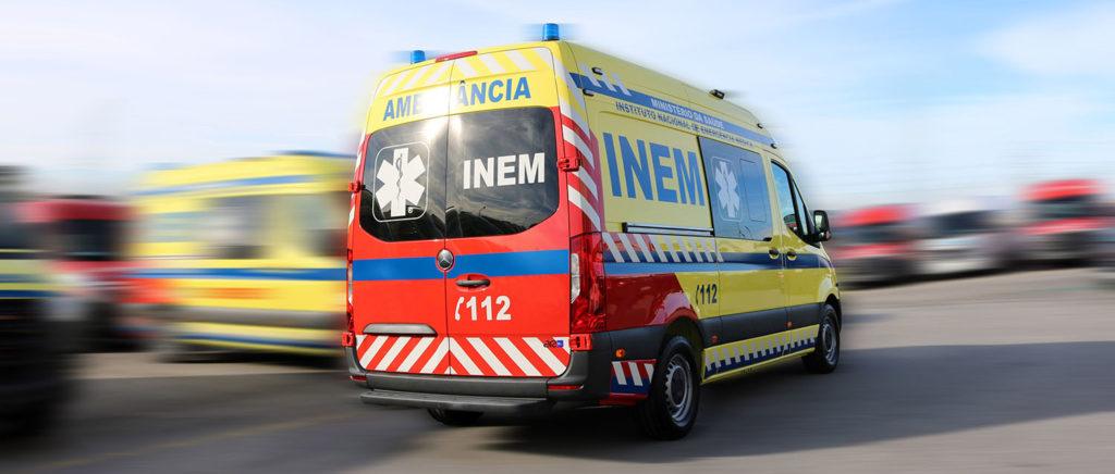 Tipologias de Veículos de Emergência