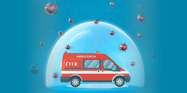 sistemas anticovid para ambulancias