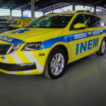 VMER - Viatura Médica de Emergência e Reanimação