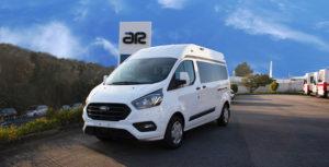 transporte especial ford custom