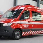 """Ambulância para a """"Cidade Monumental do Douro"""""""